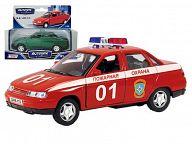 """Модель автомобиля """"ЛАДА 2110. Пожарная служба"""""""