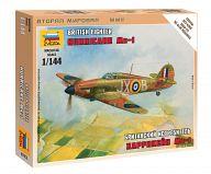 """Сборная модель """"Великая Отечественная. Британский истребитель Харрикейн Мк-1"""""""