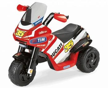 Детский мотоцикл Peg-Perego Desmosedici (IGED0918)
