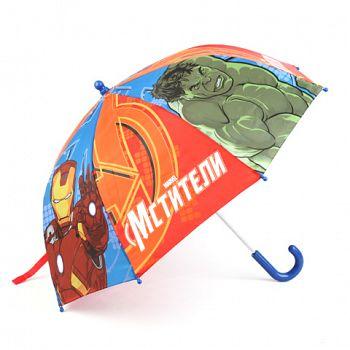 """Детский зонт """"Мстители. Супергерои"""" (Затейники GT5746)"""