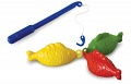 """Набор игрушек для купания """"Рыболов"""" (4 элемента)"""