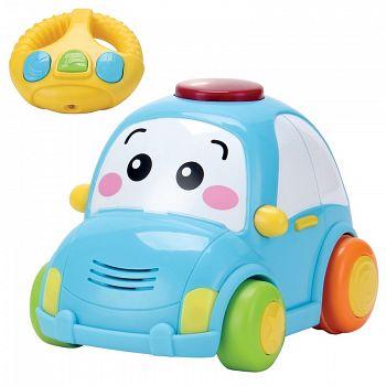"""Автомобиль на пульте управления """"Bi-Bi Car"""" (Happy Baby 331209)"""