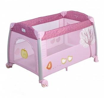 Манеж-кровать Happy Baby Thomas Candy (0404)
