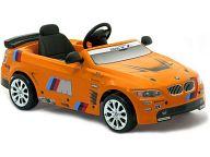 Электромобиль Toys Toys M3 GT Orange