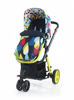 Коляска 2 в 1 Cosatto Giggle Pitter Patter (CT2978)