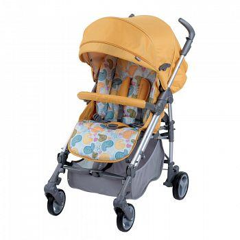 Открытая коляска Happy Baby Nicole Yellow (2497)