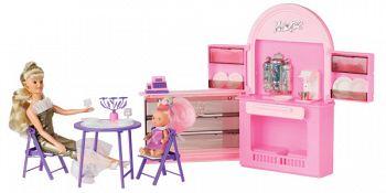 "Набор мебели для кукол ""Кафе-бар"" (Огонек С-757)"