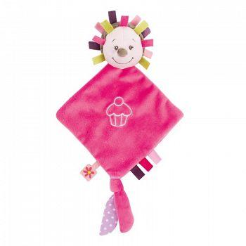 """Мягкая игрушка """"Small Doudou. Manon & Alizee. Ёжик"""" (Nattou 521116)"""