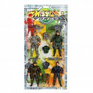 """Набор солдат """"Mission Force"""""""