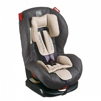 Автокресло Happy Baby Taurus Deluxe Grey (2440)
