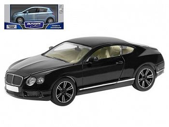 "Модель автомобиля ""BENTLEY CONTINENTAL GT V8"" (Autotime Collection 34161)"