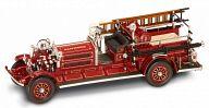 """Коллекционная модель автомобиля """"Пожарная машина. AHRENS-FOX N-S-4 1925"""""""