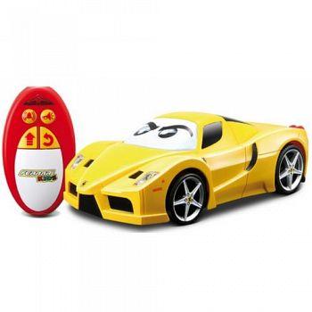 """Машинка с брелком дистанционного управления """"Ferrari California"""" (Bburago 18-31260)"""