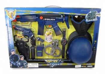 """Игровой набор """"Police Force"""" (Затейники 33400)"""