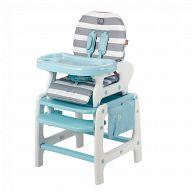 Стульчик для кормления Happy Baby Oliver NEW Blue