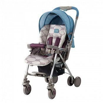 Открытая коляска Happy Baby Desire Blue (2792)