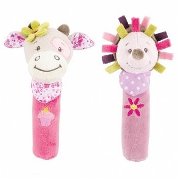 """Мягкая игрушка """"Cri-Cris. Manon & Alizee"""" (Nattou 521109)"""