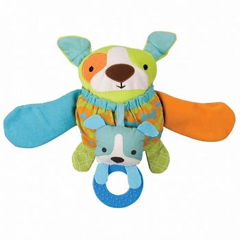 """Текстильная подвеска """"Puppies"""" (Happy Baby 330047)"""