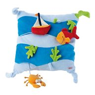 """Подушка-игрушка """"Море"""""""