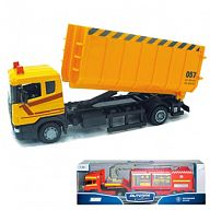"Модель грузового автомобиля ""SCANIA LORRY. Стройконтейнер"""