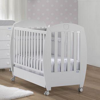 Кровать 120x60 Micuna Valeria Relax белый