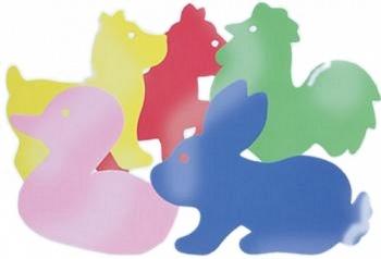 """Игровой набор для ванны """"АКВА. Животные"""" (Фантазёр 083014)"""