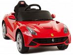 Электромобиль Rastar Ferrari F12 Red