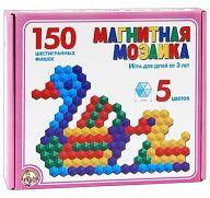Мозаика магнитная шестигранная (150 деталей)