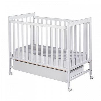 Кровать 120x60 Micuna Basic-1 белый