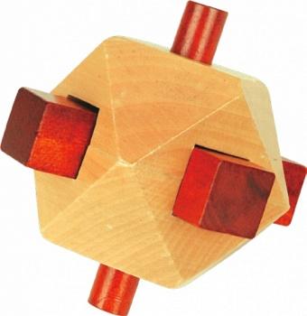 Деревянная головоломка №4 (МДИ Д130)