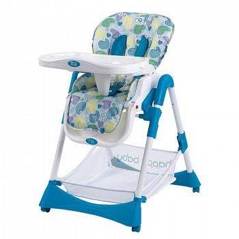 Стульчик для кормления Happy Baby William Light Aquamarine (2646)