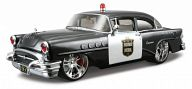 "Коллекционная модель автомобиля ""BUICK CENTURY KOOLSVILLE POLICE 1955"""
