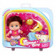 """Куколка с набором """"Pajama Party"""""""