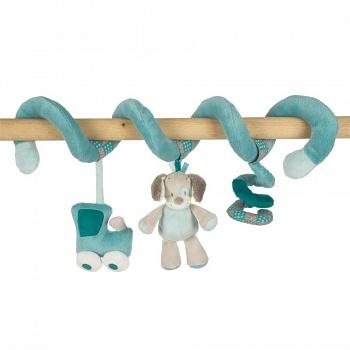 "Мягкая подвеска ""Toy Spiral. Gaston & Cyril"" (Nattou 531214)"