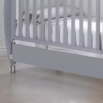 Ящик для кровати 120x60 Micuna серый (CP-1405)