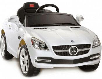 Электромобиль Rastar Mercedes SLK White (81200)