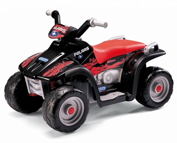 Детский квадроцикл Peg-Perego Polaris Sportsman 400 Nero (IGED1106)