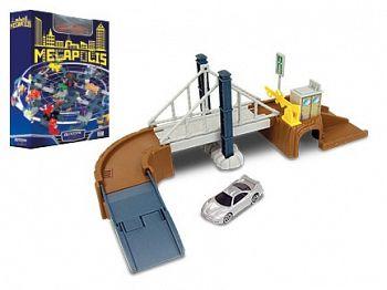 "Игровой набор ""MEGAPOLIS. Мост"" (Autotime Collection 76743W)"