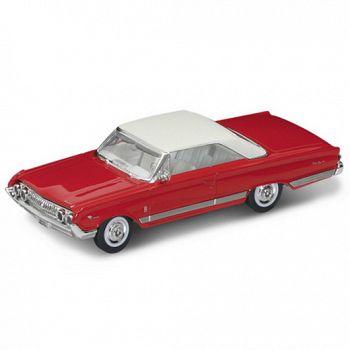 """Модель автомобиля """"MERCURY MARAUDER 1964"""" (Yat Ming 94250)"""