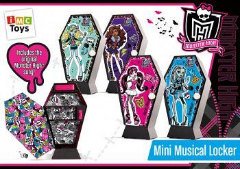 """Шкаф секретный """"Monster High"""" (iMC Toys 870369/870277)"""