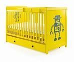 Кровать-трансформер 140x70 Cosatto Story My Robot