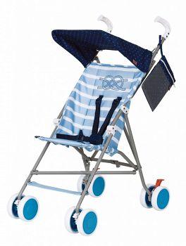 Открытая коляска Happy Baby Maria Plus Marine (2442)