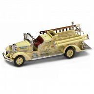 """Коллекционная модель автомобиля """"Пожарная машина. AHRENS-FOX VC 1938"""""""