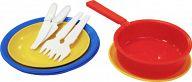 """Набор игрушечной посуды """"Завтрак"""""""