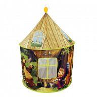 """Детская палатка """"Маша и Медведь"""""""