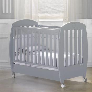 Кровать 120x60 Micuna Valeria Relax серый