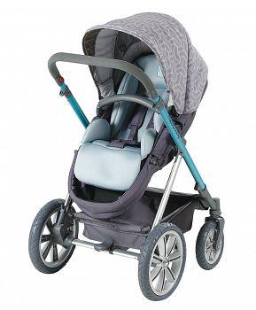 Комбинированная коляска Happy Baby Ultra Aqua (2556)