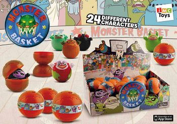 """Мяч-прыгун """"Monster Basket"""" (iMC Toys 019003)"""