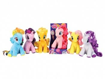"""Мягкая игрушка с волшебной расческой """"My Little Pony"""" (Hasbro GT8007)"""