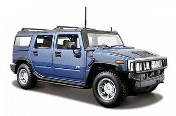 """Коллекционная модель автомобиля """"HUMMER H2 SUV 2003"""" (Maisto 31231)"""